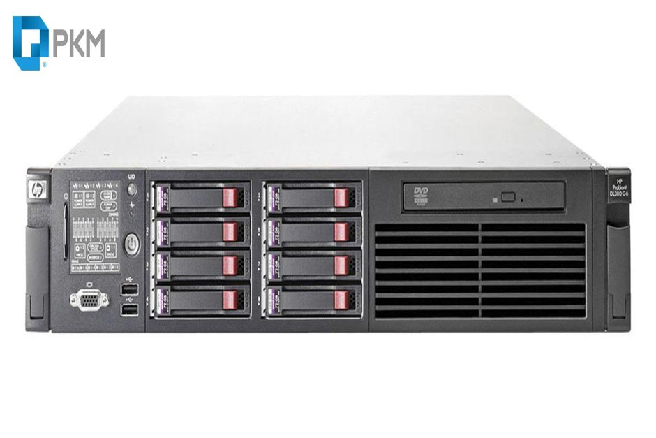 سرور اچ پی HP Server ProLiant DL380 Gen6