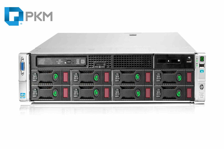 سرور اچ پی HP Server ProLiant DL380p Gen8